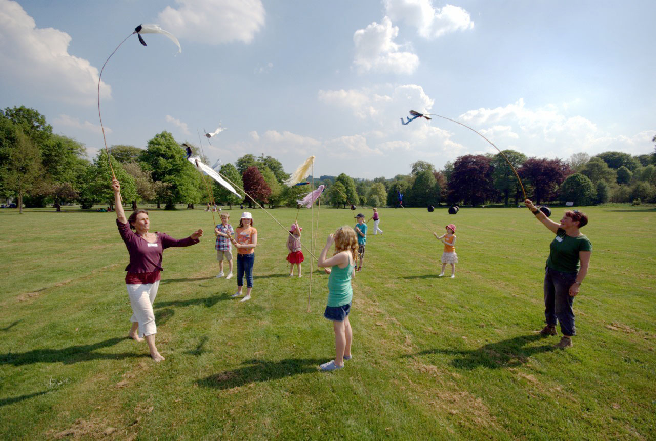 kite-flying-yorkshire-sculpture-park-event-photography