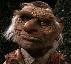 Hoggle from Labyrinth