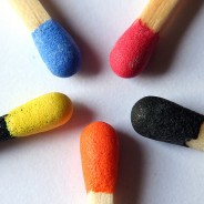 Colourful matches