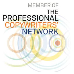 I'm a member of the Professional Copywriters' network