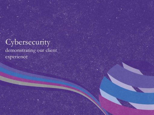Cybersecurity case studies for Grant Thornton International