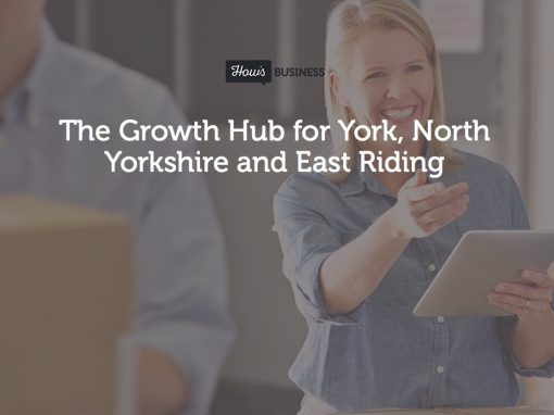 Bios for York, North Yorkshire and East Riding Growth Hub (How's Business)
